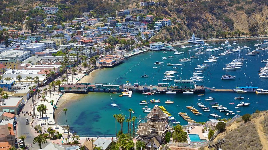 Catalina Island - ДОСТОПРИМЕЧАТЕЛЬНОСТИ ЮЖНОЙ КАЛИФОРНИИ
