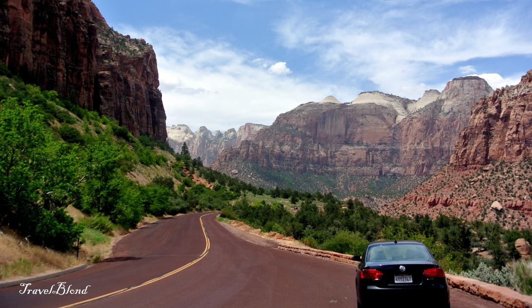 Utah And Arizona Canyons