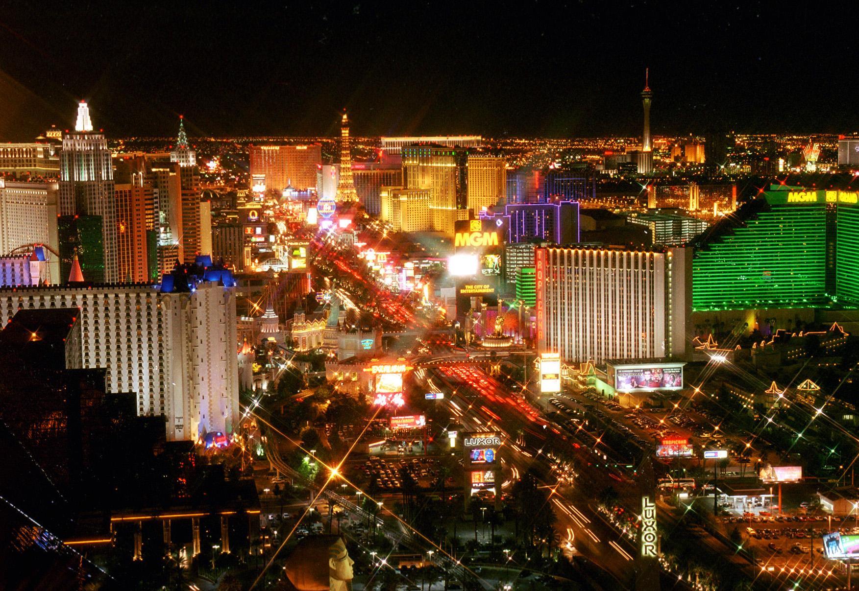 Лас Вегас Для Экономных